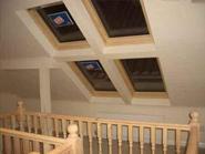 Loft conversion Birmingham rooflights