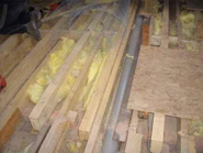 Loft conversion process