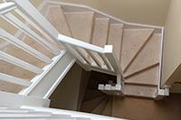 Loft conversion Birmingham stairs